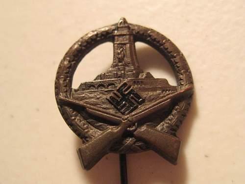 Reichskriegerbund veterans stickpin
