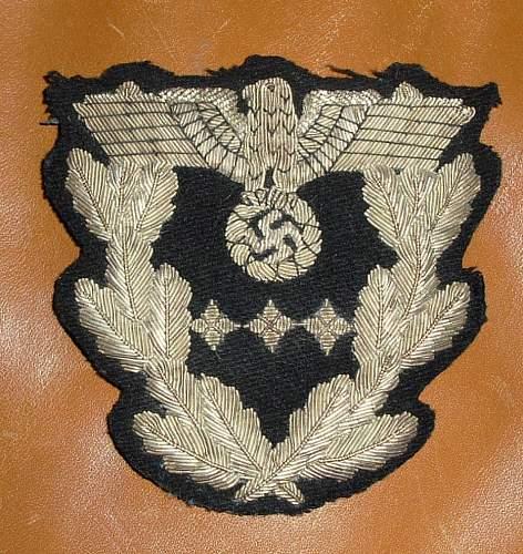 Diplomatic corp eagle.