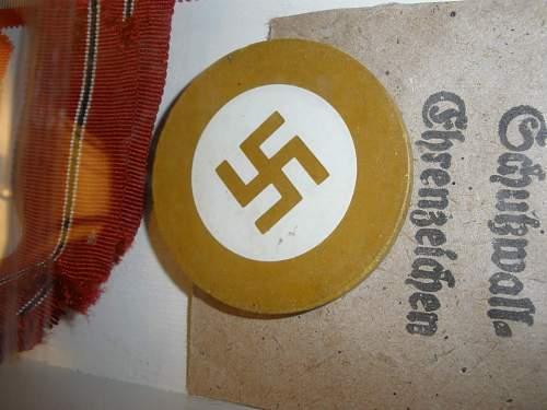 Nazi pocker chip