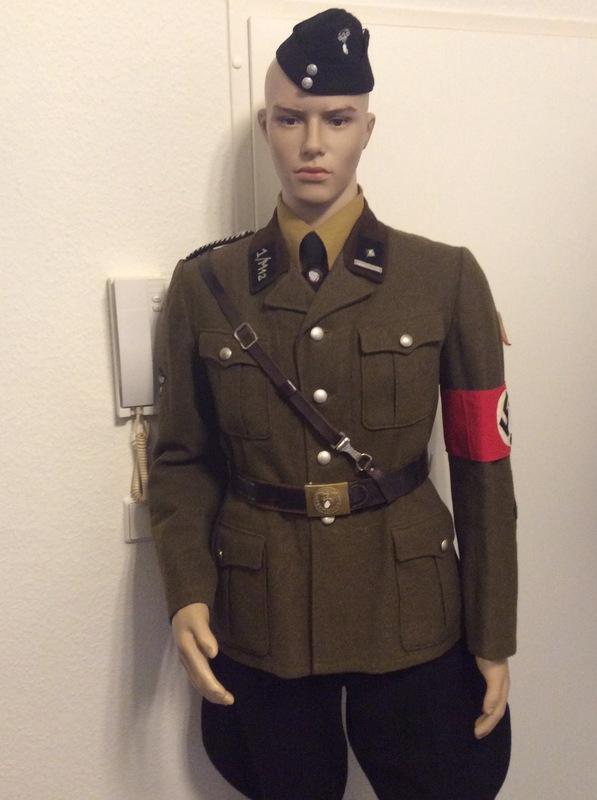 Need help! NSKK Uniform.