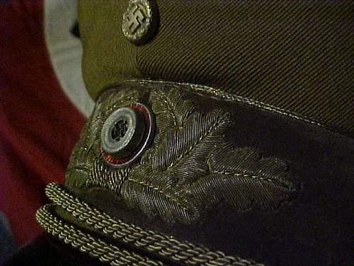 Reichsleiter Visor