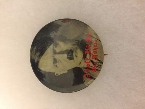 Adolf Hitler Pin