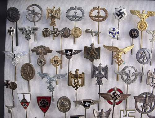 Stick Pin Collection