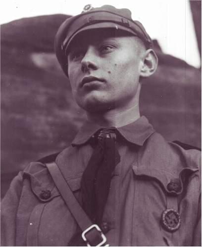 German Gau Munich Badge
