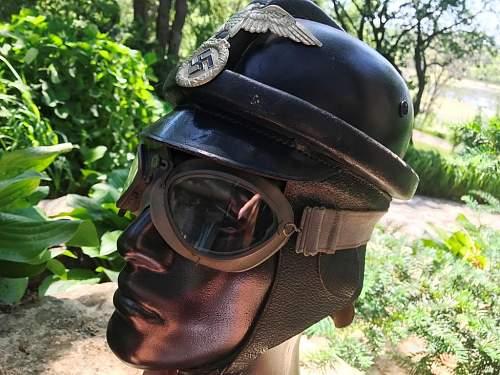 NSKK 1st Model crash helmet adler?