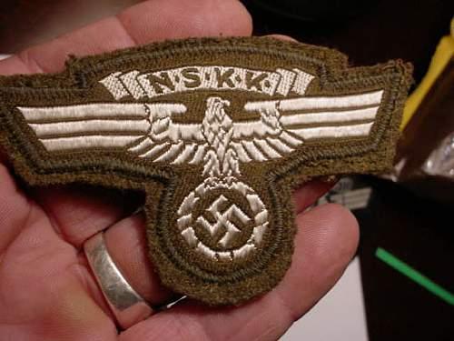 NSKK patches info needed.
