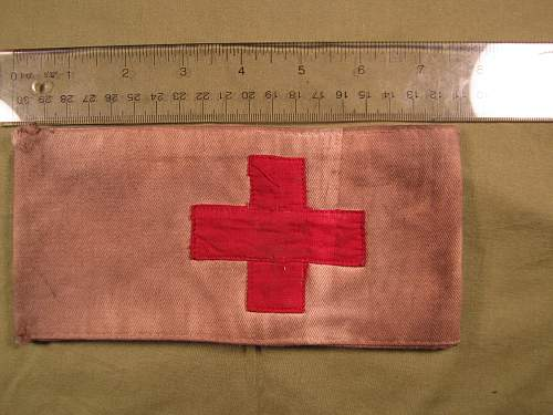 Sani, Red Cross Arbinde for review please