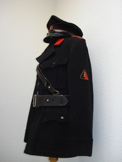 Dutch WA Uniform