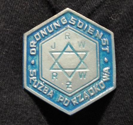 Ordnungsdienst Badge.