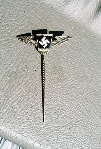 SA Reserve stick pin,,,