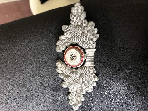 NSDAP Wreath and Cockade