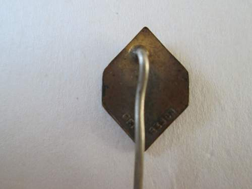 Stick pin Deutsche Stenographenschaft