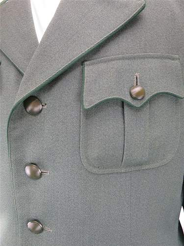 Forestry tunic?