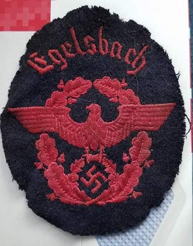 Egelsbach Feuerschutzpolizei?