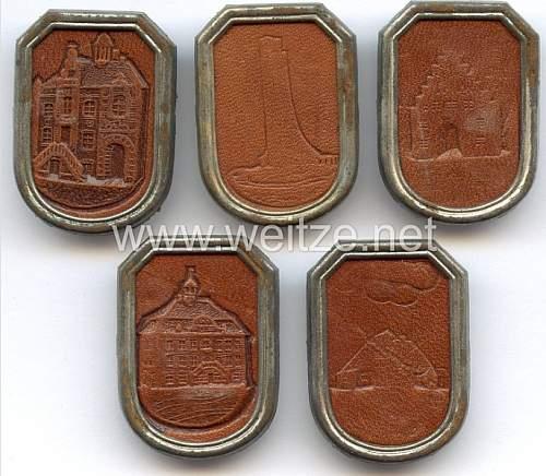 SCHLESWIG-HOLSTEIN Gau Badges. Real or Fake?