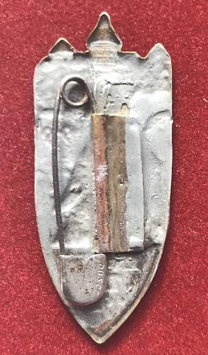 Nurnberg tinnier Original