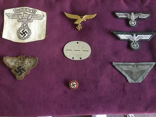 Need help please Eagles various items