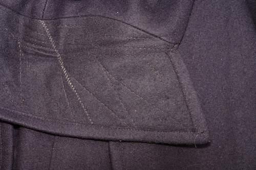 Teno officer great coat