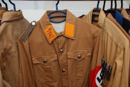 I have been offered a very large collection of SA / NSKK brownshirts.