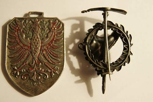 need help identifying these GI return items