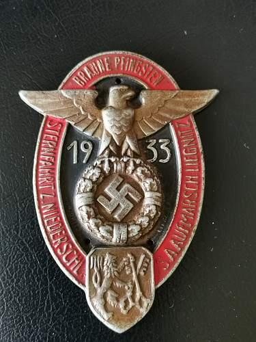 """SA-Aufmarsch Lignitz """"Braune Pfingsten"""" legit or fake"""