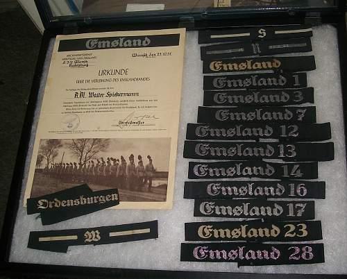 Emsland Cuff Title 14