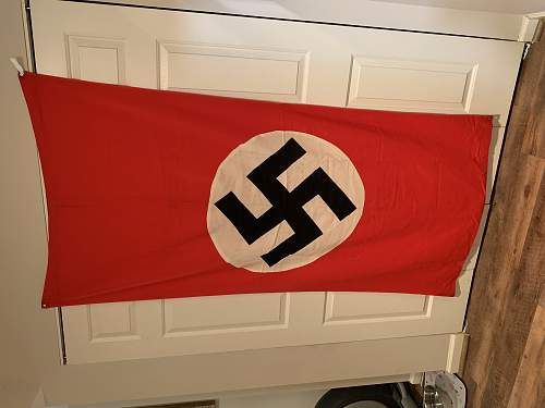 German banner help