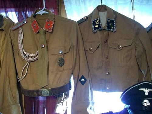 Click image for larger version.  Name:SA brownshirts bugle at home pics.jpg Views:64 Size:249.3 KB ID:151784