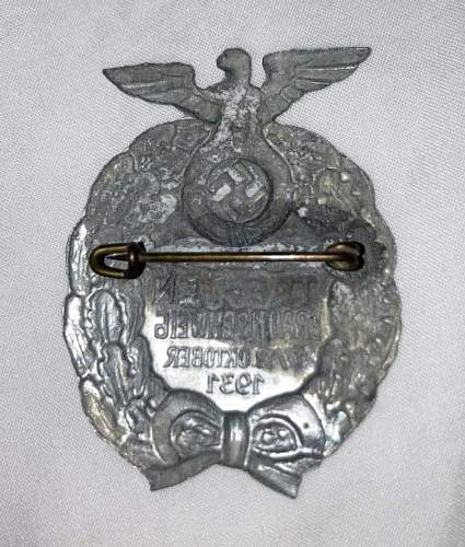 Original Sa Treffen badge