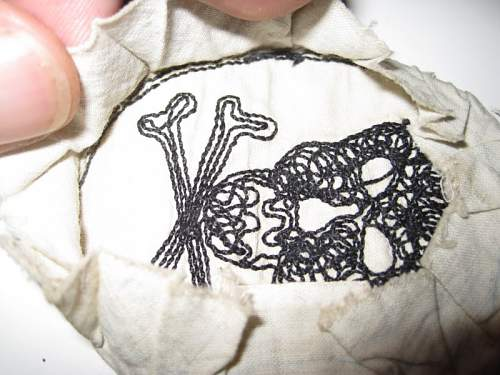 What is this Skull Patch for
