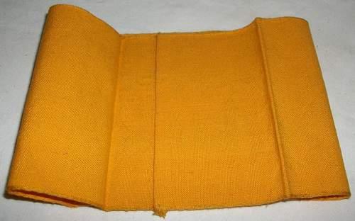 original or fake armband.