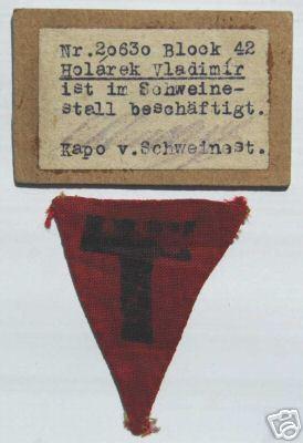 Kapo insignia