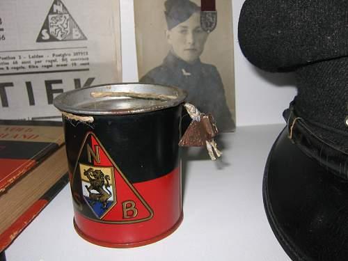 Dutch NSB items