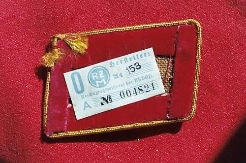 Nsdap tabs,,,need id on the rank