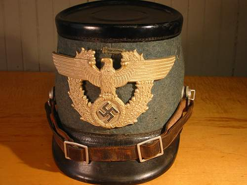 Shako helmet - any opinions/comments much appreciated