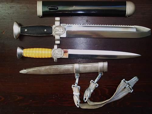Deutsches Rotes Kreuz, Schutzpolizei, Luftwaffe, and other mixed items