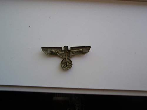 Could anyone tell me what hat pin this was used on?