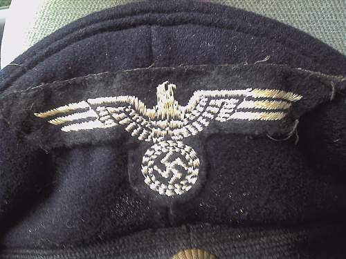 Real or Fake Eagle Patch?