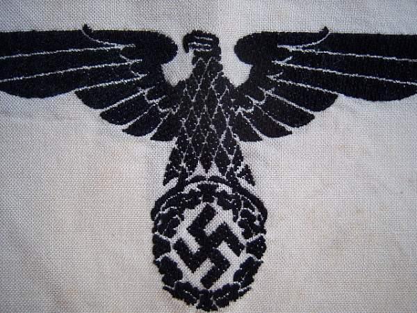 Diplomatic Corps Armband