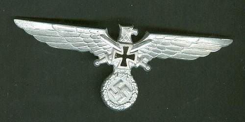 What was this eagle used for?