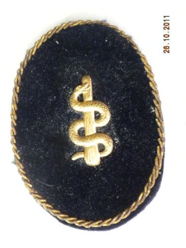 Fake medical insignia??