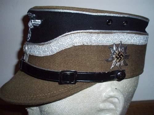 Edelweiss Badge