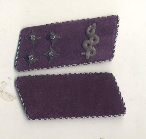 Are these the early SA collar tabs?