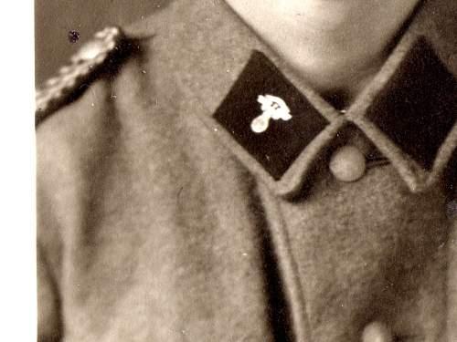 NSKK collar tap unknown
