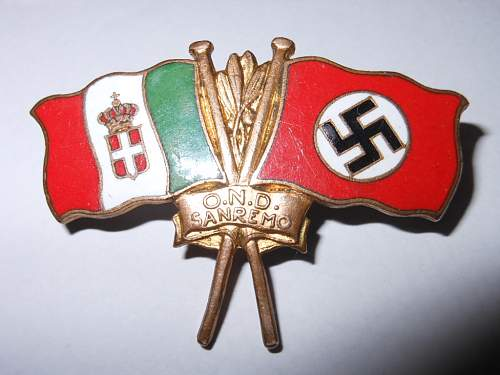 Click image for larger version.  Name:italian badge 001.JPG Views:1585 Size:231.5 KB ID:305399