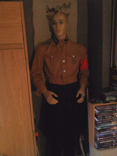 NSKK Brown Shirt and Breeches, what do you guys think?