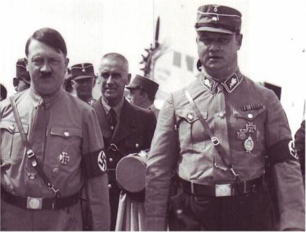 Gau Munich Badge