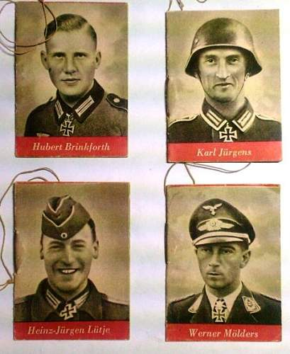 Click image for larger version.  Name:6,7,8&9) WHW Booklets - Heroes of the Wehrmacht.jpg Views:220 Size:61.5 KB ID:323489
