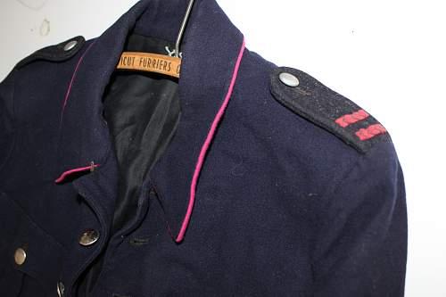 Any idea what this uniform is? NSKK?