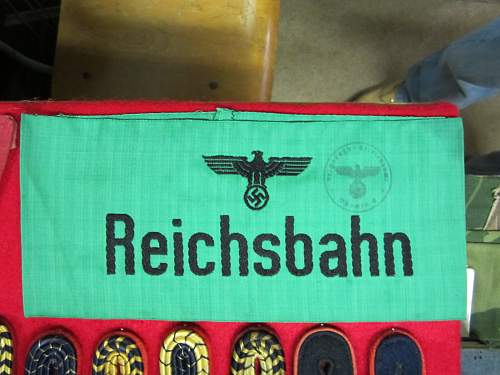 Reichs Bahn Lot real or junk?